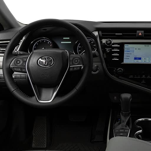 Camry Driver's Seat