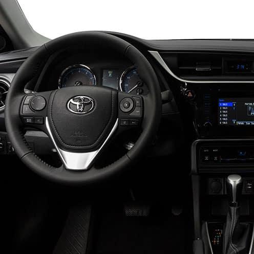 Corolla Interior Driver's Seat