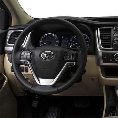 Highlander Interior Driver's Seat