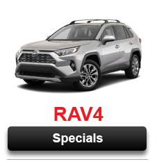 View Our RAV4 Special Offers Going on Now