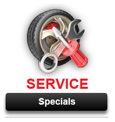 Save With Our Service Specials Going on Now