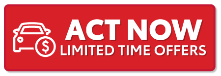 ACT NOW Limited Time Offers at Toyota of Boerne