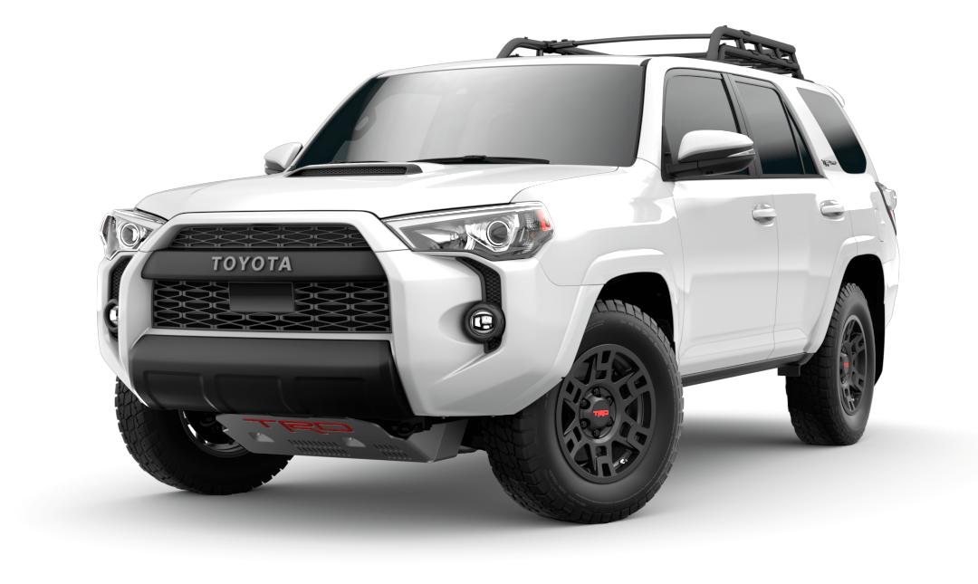 2020 Toyota 4Runner TRD