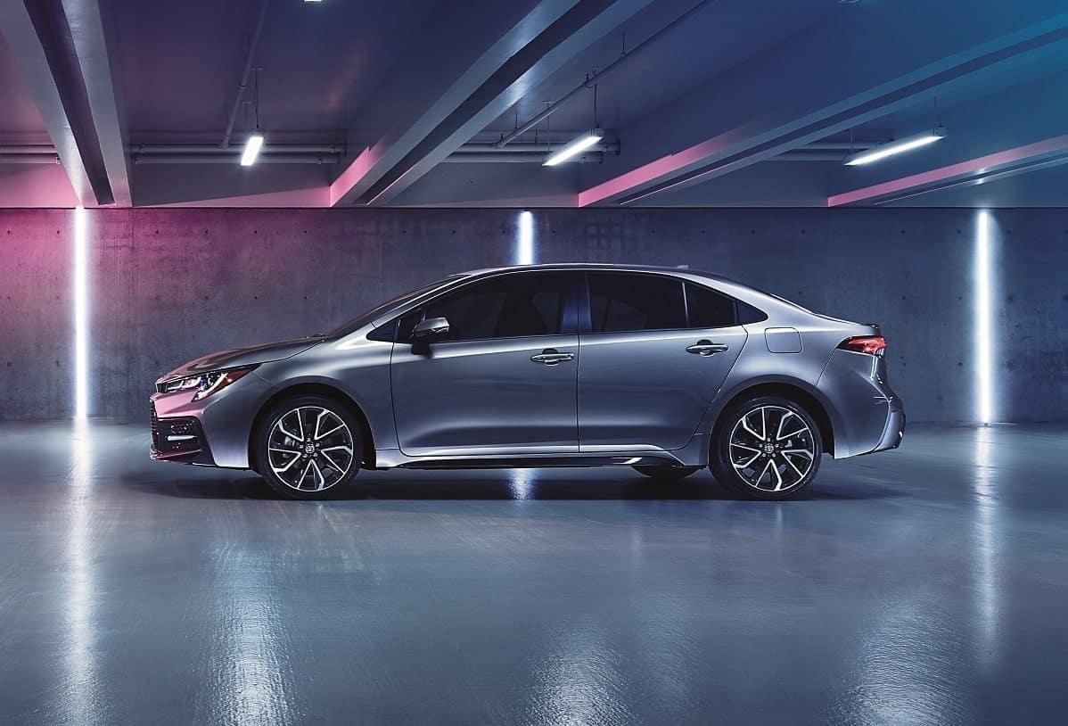 2020 Toyota Corolla Engine Specs