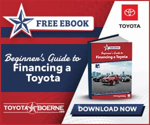 Beginner's Guide to Financing a Toyota