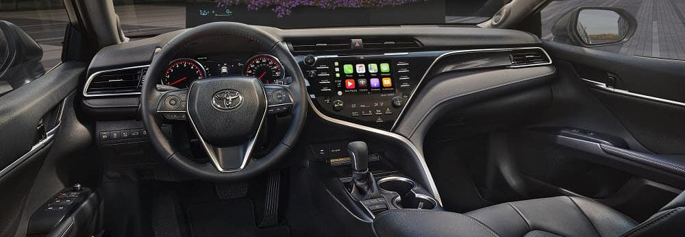 Toyota Camry Apple CarPlay®