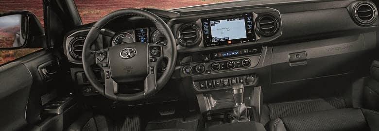 Toyota Tacoma Trim Levels | Boerne, TX