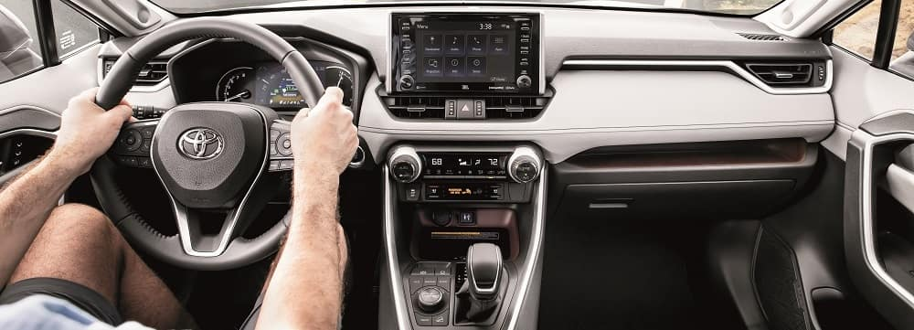 Inside the Toyota RAV4