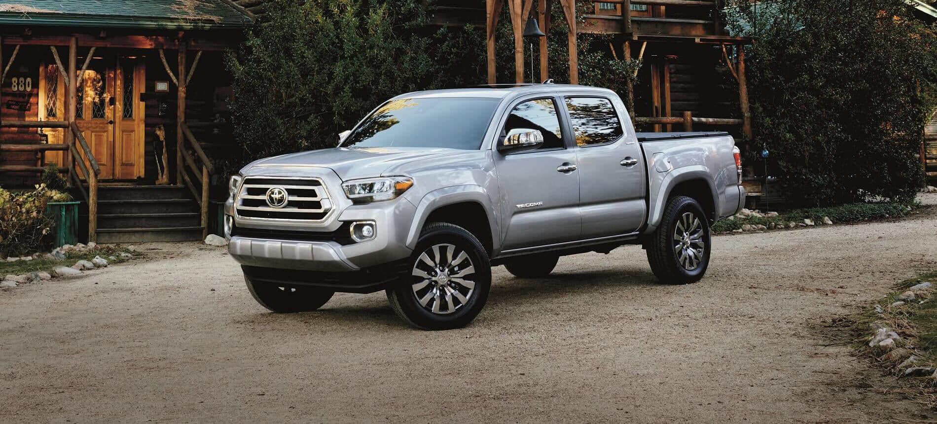 Toyota Tacoma Limited