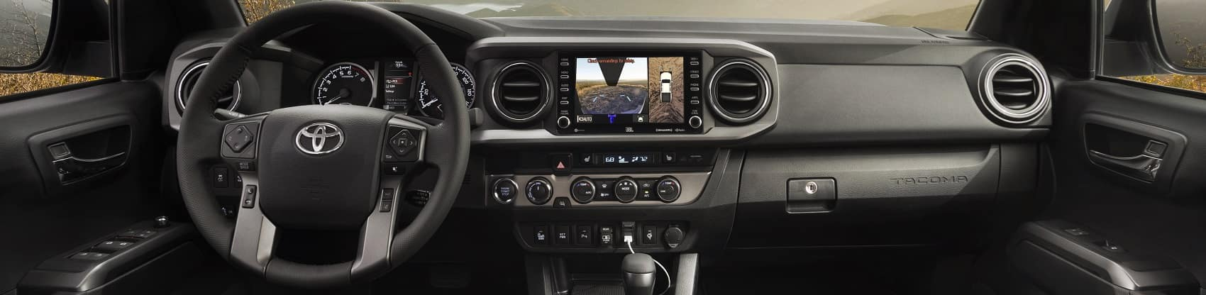 Toyota Tacoma Interior Review