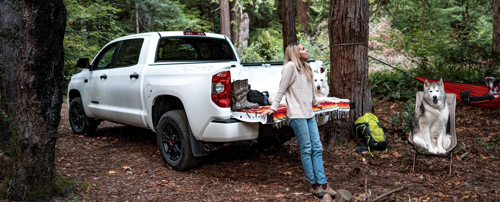 2020 Toyota Tundra Bed Cargo Space