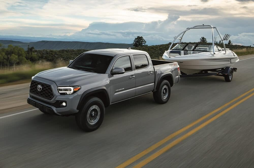 2020 Toyota Tacoma Towing Power
