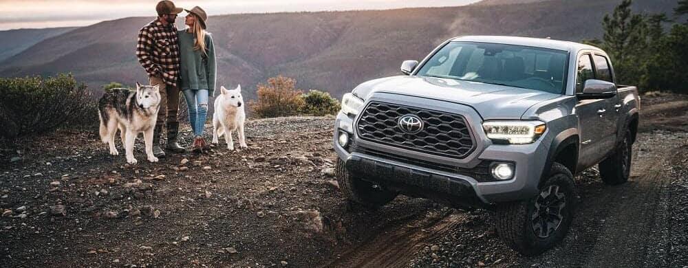 Toyota Tacoma Off-Road
