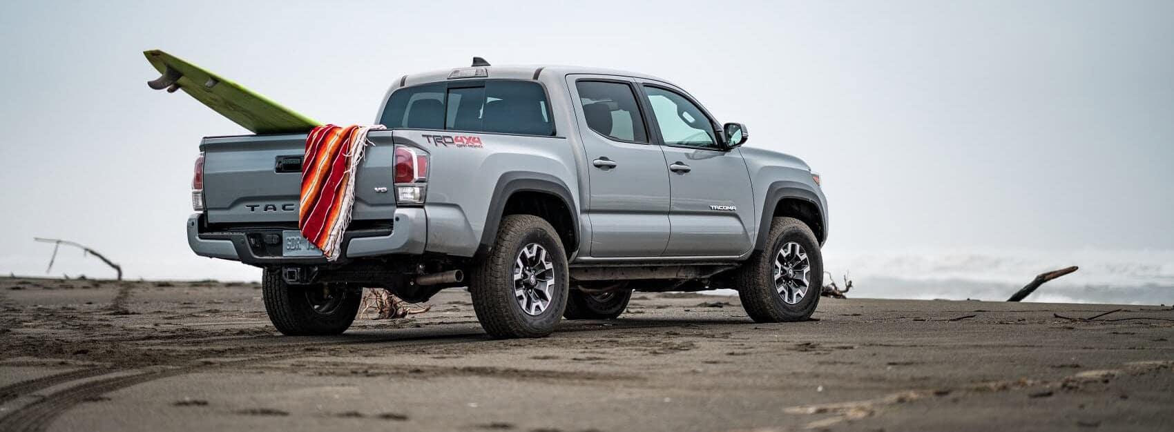 Toyota Tacoma Payload Capacity