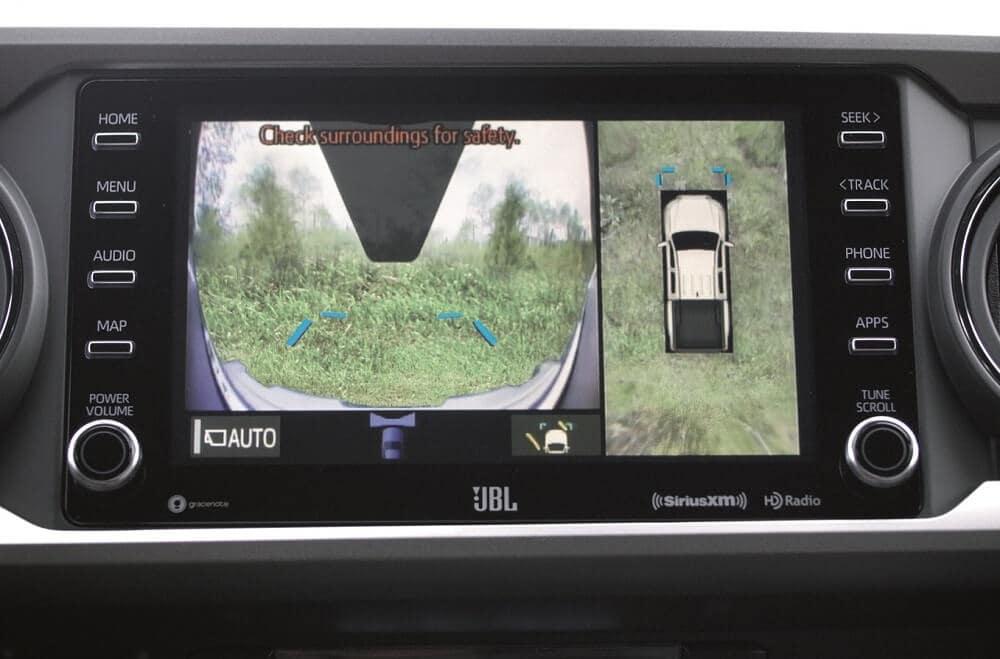 Toyota Tacoma Back Up Camera