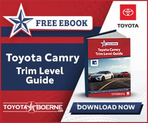 Toyota Camry Trim Level Guide