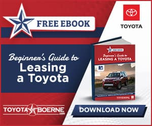 Beginner's Guide to Leasing a Toyota