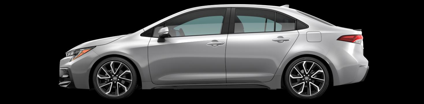 Toyota Corolla Silver