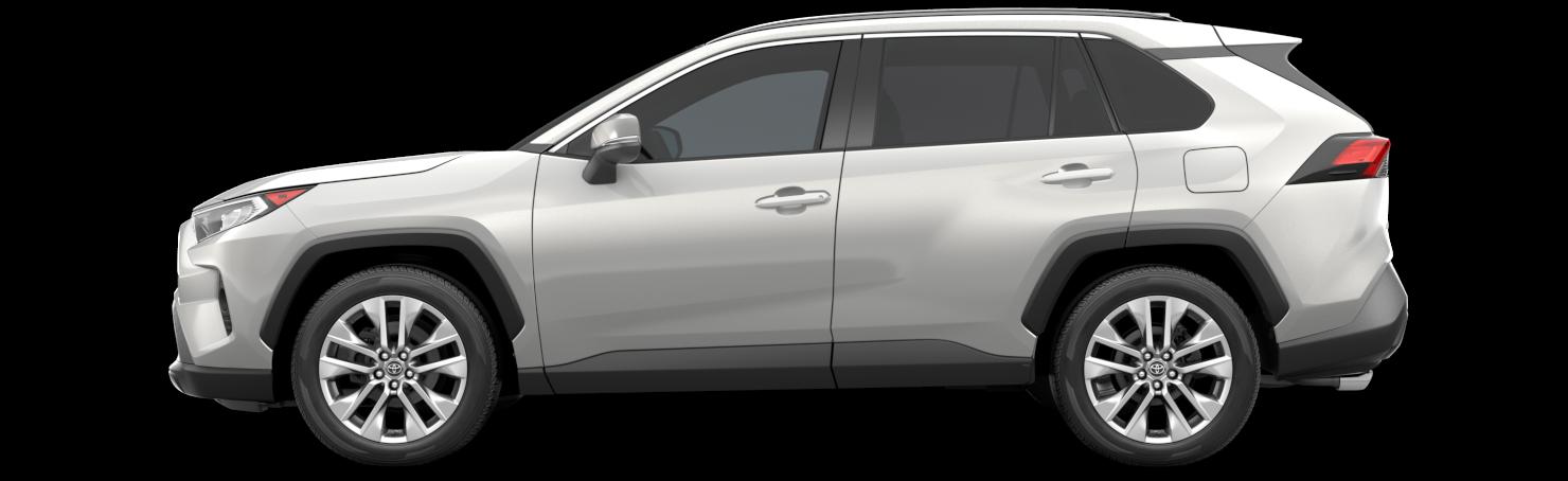 Toyota RAV4 Gray