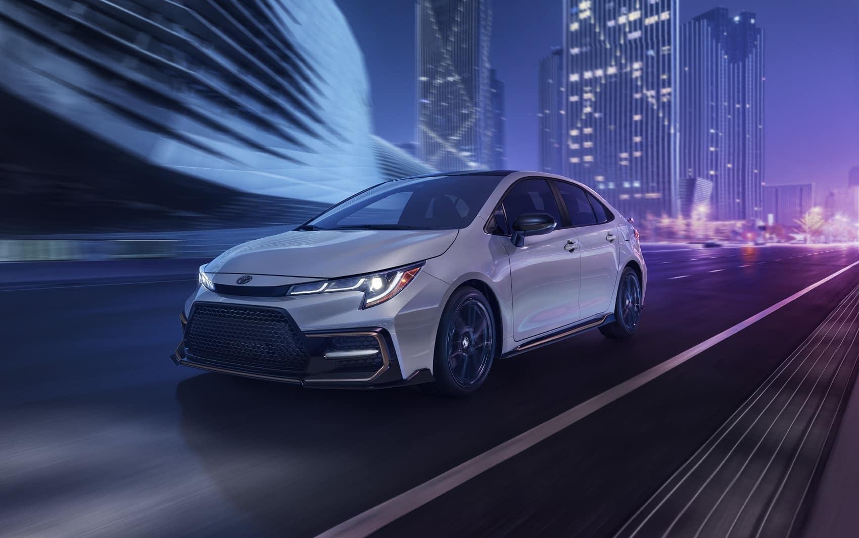 2021 Toyota Corolla Engine Specs