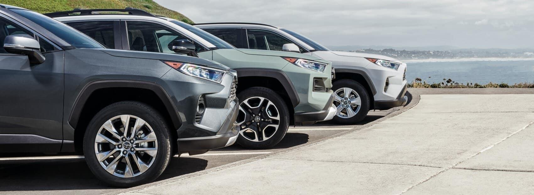Toyota RAV4 Dashboard Lights
