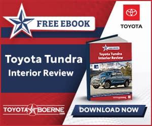 Toyota Tundra Interior Review