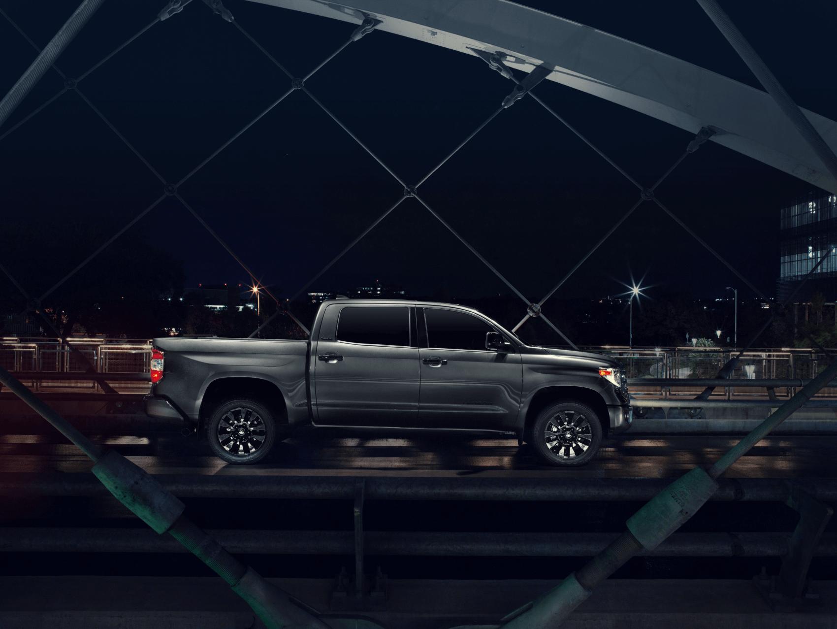 2021 Toyota Tundra Gray Night Bridge