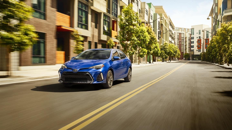 2019 Toyota Corolla Mpg Fuel Economy Gas Mileage Los Angeles