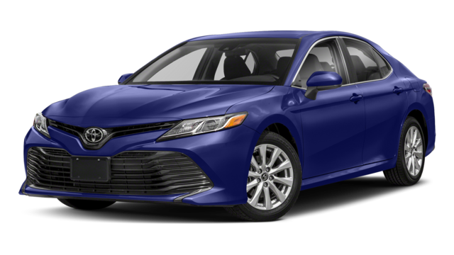2019 Toyota Camry LE vs  SE | Toyota of Downtown LA