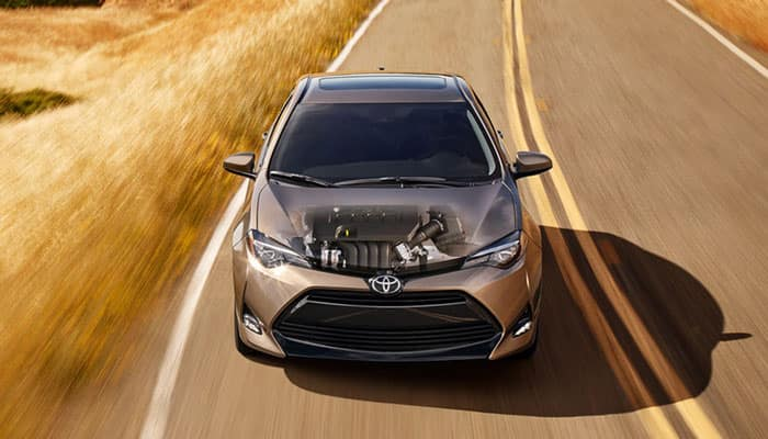 2019 Toyota Corolla Fuel Efficiency