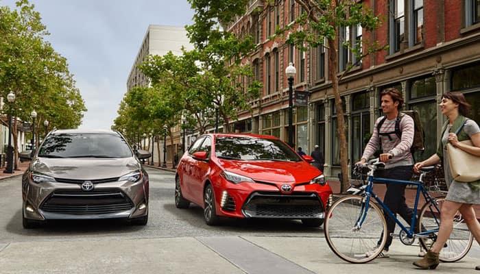 2019 Toyota Corolla in Street