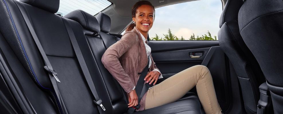 California Seat Belt Laws