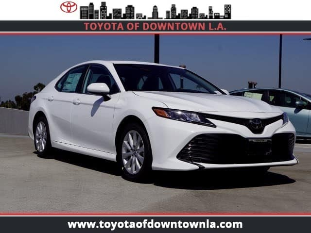 Toyota Lease Deals >> Toyota Camry Lease Deals In Lease A Camry At Toyota Of Downtown La