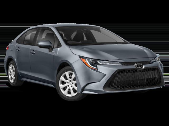 New 2021 Toyota Corolla LE 4 FWD