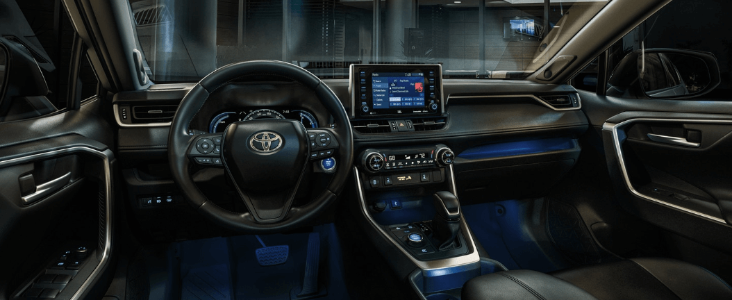 2020 Toyota RAV4 Interior | Dimensions, Features, Photos | Los Angeles