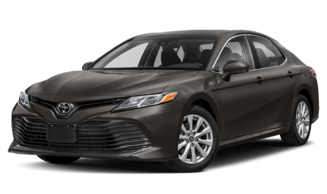 2020 Toyota Camry front view comparison thumbnail