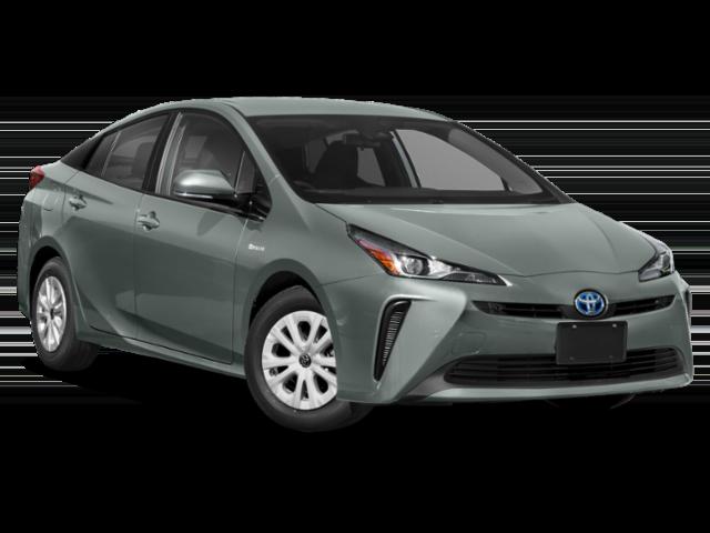 New 2021 Toyota Prius LE Eco