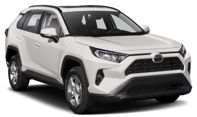 2020 Toyota RAV4 comparison image