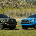 2021 Toyota Tacoma Configurations banner