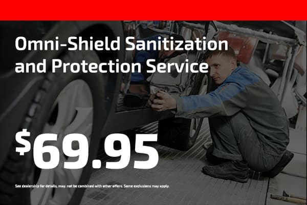 Omni-Shield Sanitization and Protection Service