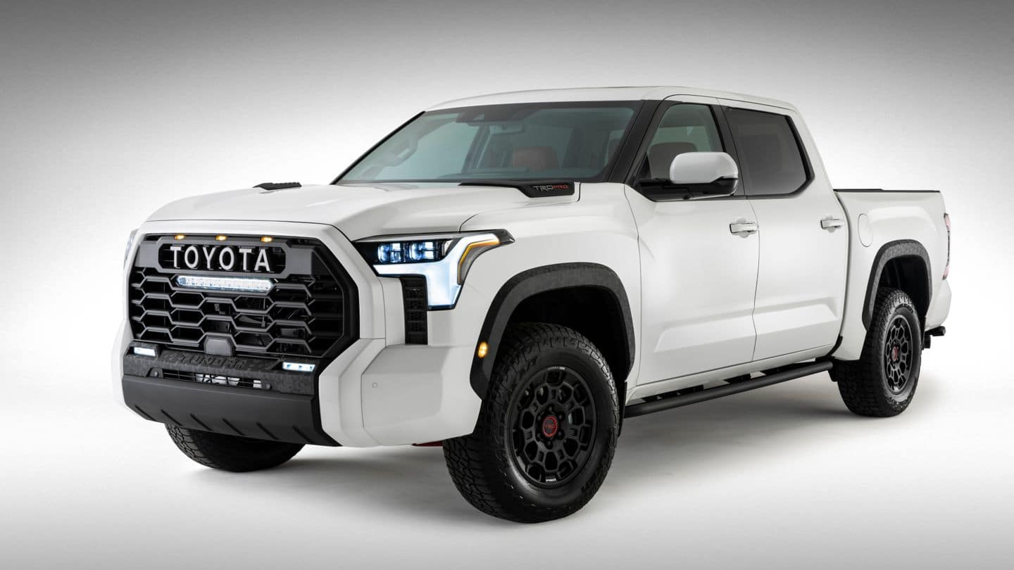 An all-new Tundra is coming soon