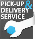 pick up and delivery service