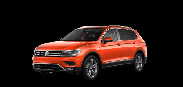 2018 Volkswagen Tiguan NF 2.0T S FWD