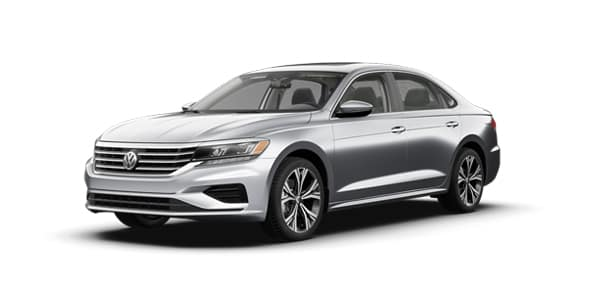 2021 Volkswagen Passat 2.0T SE FWD with Automatic Transmission