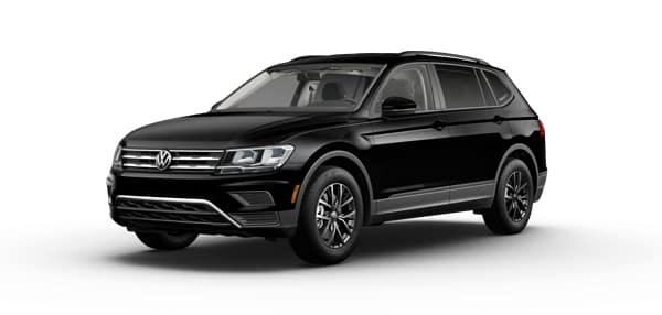 2021 Volkswagen Tiguan 2.0T S 4Motion with Automatic Transmission