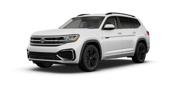 2021 Volkswagen Atlas Cross Sport 3.6L V6 SE w/Technology 4Motion AWD with Automatic Transmission