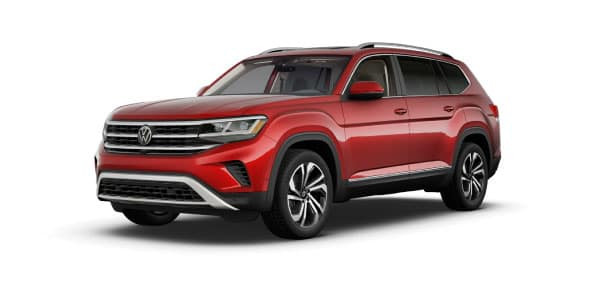 2020 Volkswagen Atlas V6 SE Tech with Automatic Transmission