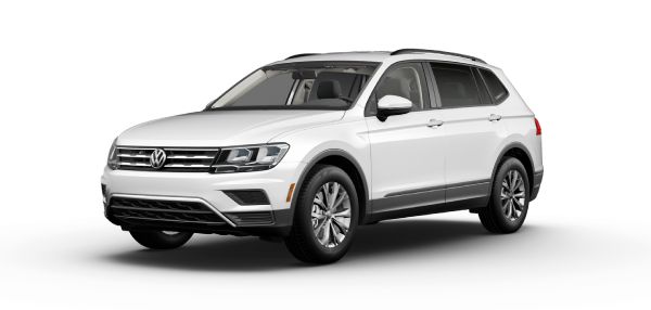 2020 Volkswagen Tiguan S with 4Motion - Automatic Transmission