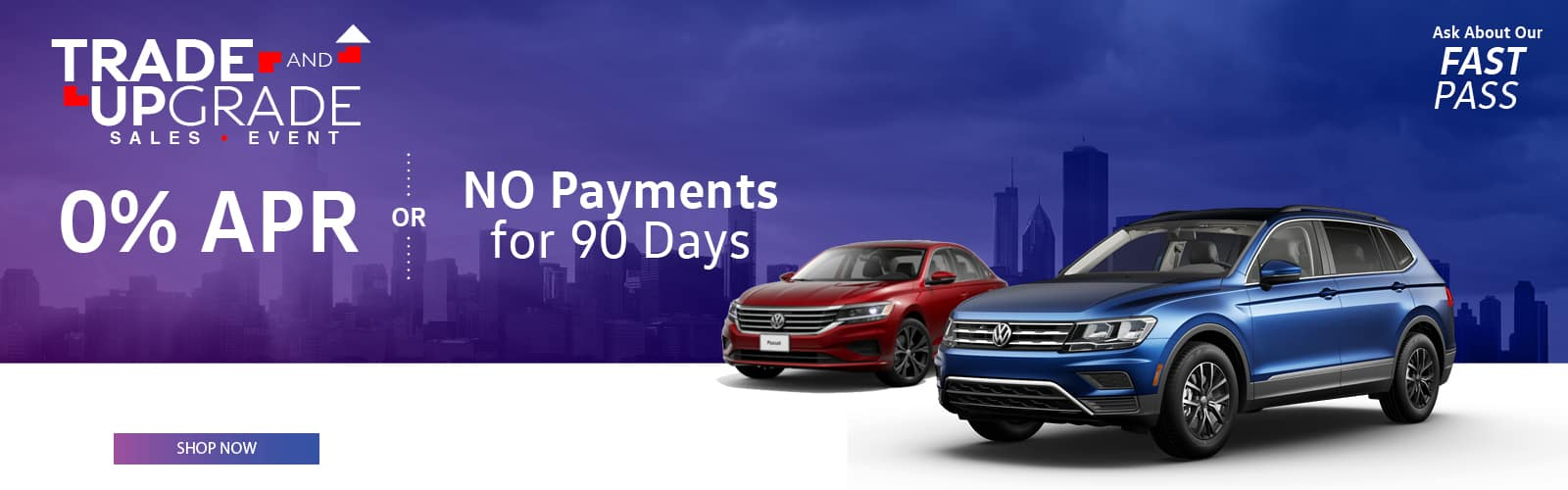 0 APR or no payment for 90 days