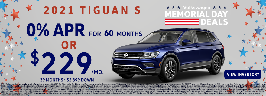 VW Gainesville_Tiguan_May21